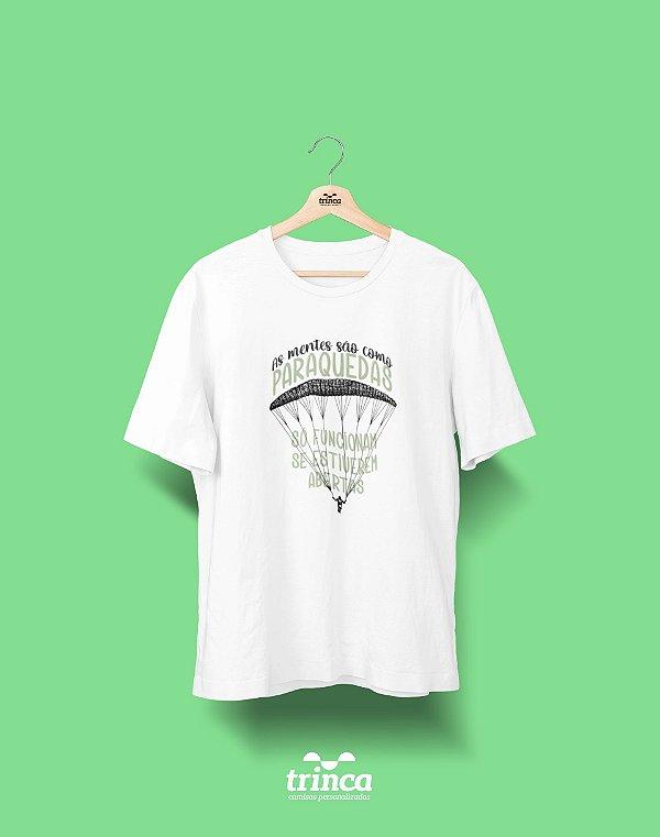 Camisa Universitária Marketing - Paraquedas - Basic