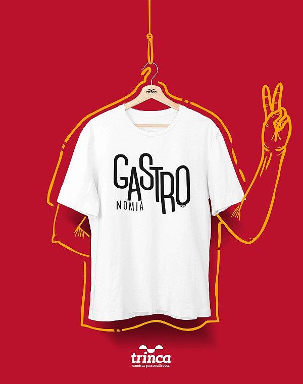 Camiseta Personalizada - Minimal - Gastronomia - Basic