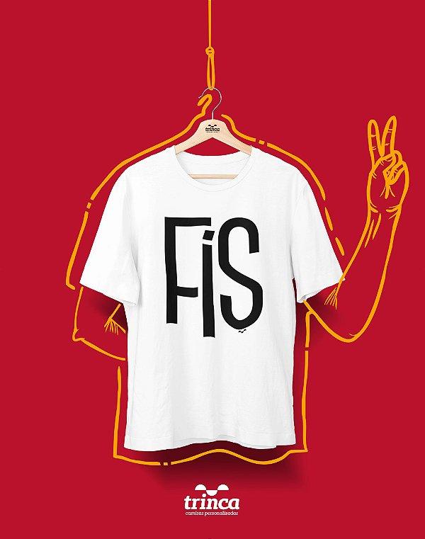 Camiseta Personalizada - Minimal - Física - Basic