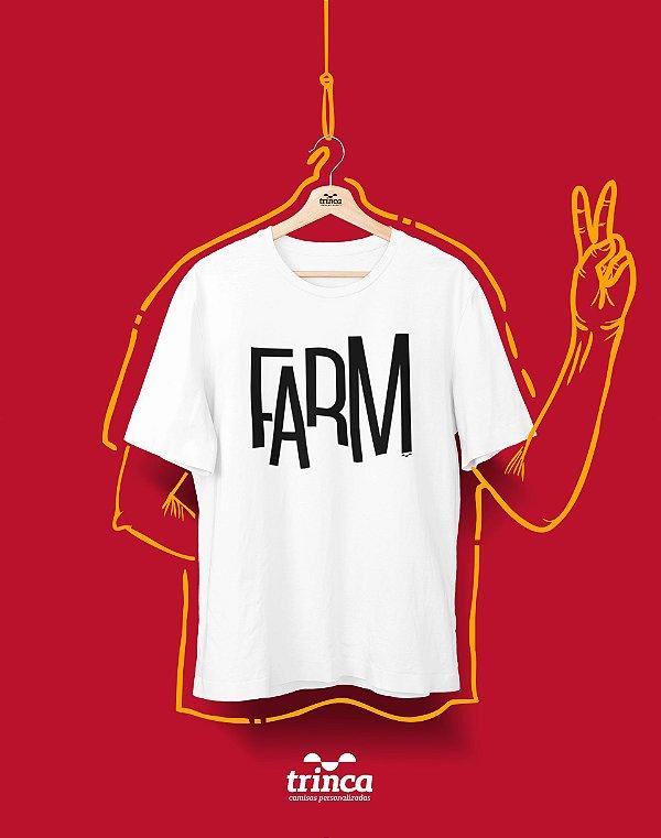 Camiseta Personalizada - Minimal - Farmácia - Basic