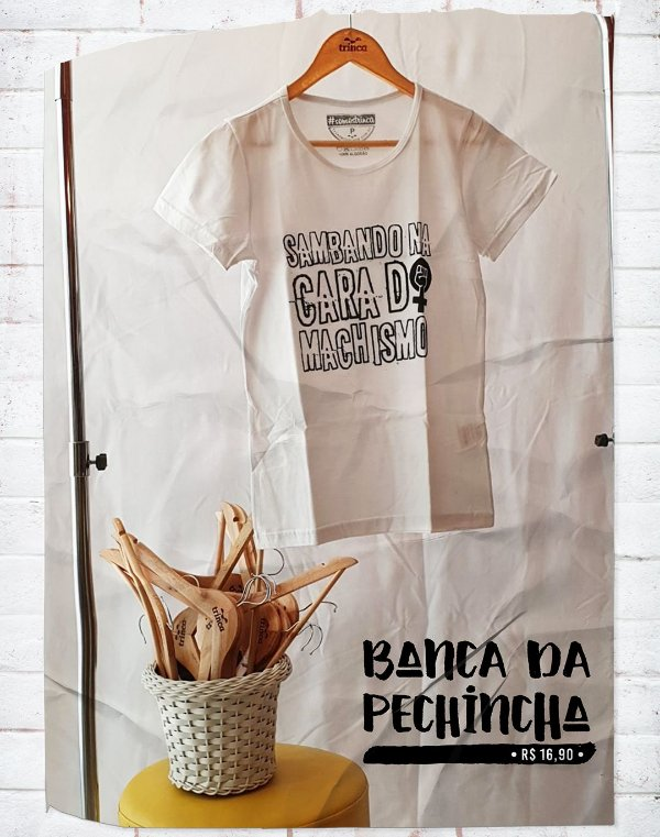 Camiseta Especial - Carnaval - Pepeka Power - Basic