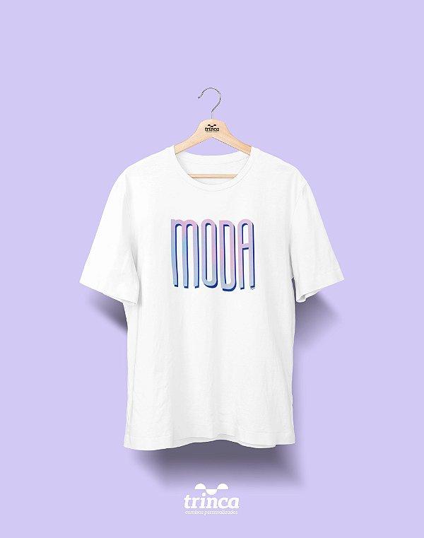 Camiseta Universitária - Design de Moda - Tie Dye - Basic