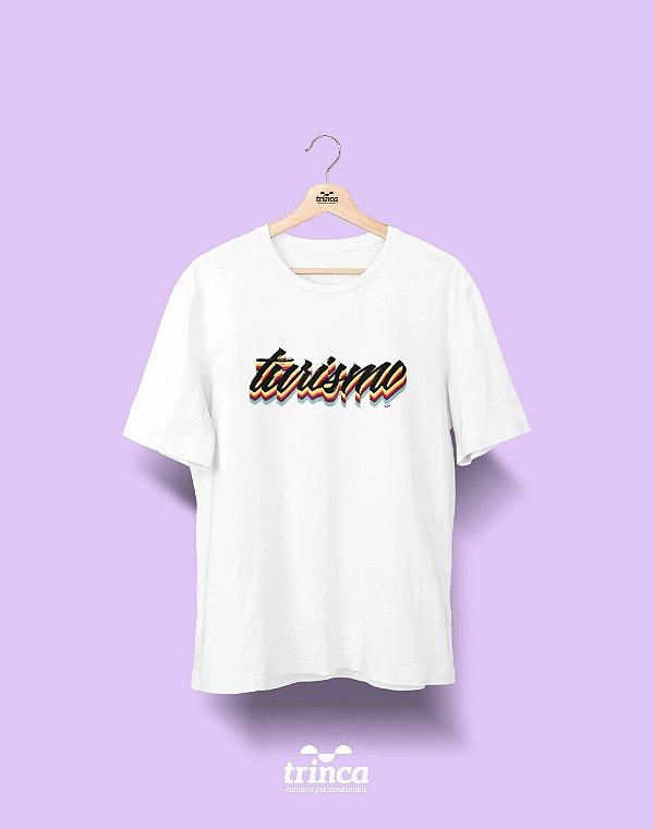 Camiseta Universitária - Turismo - Grafite - Basic