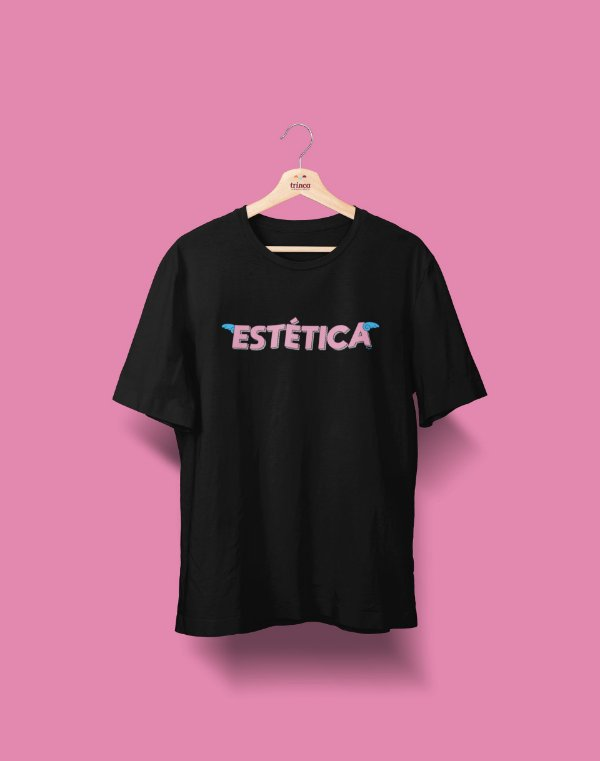Camiseta Universitária - Estética - Voe Alto - Basic