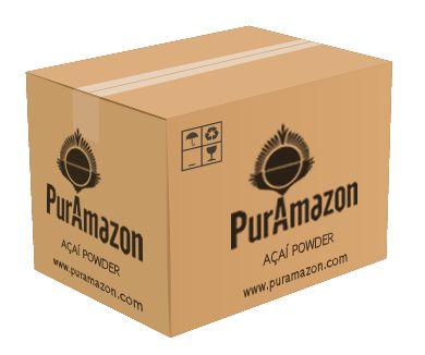 30 saches de 150g Açaí PurAmazon Premium