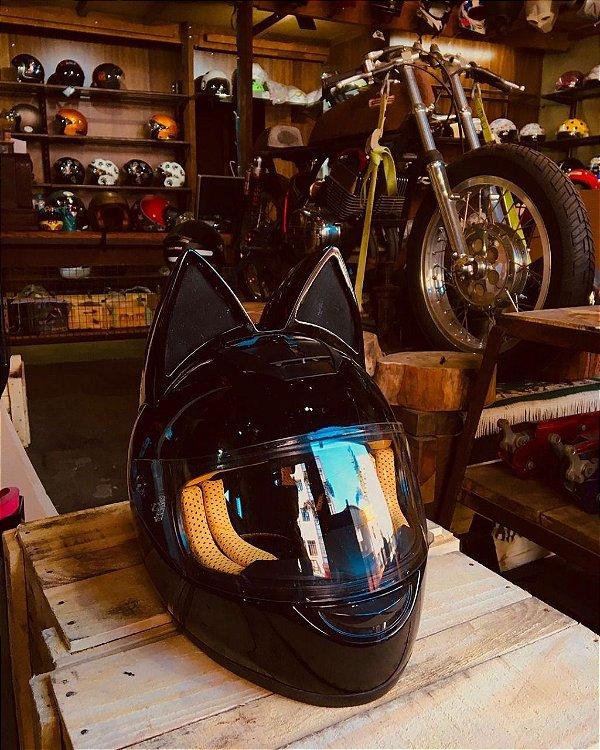CAPACETE MULHER GATO Cosplay Durarara Seileti Helm
