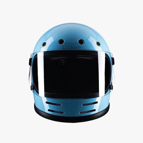 Capacete Magno V2 Glossy Blue