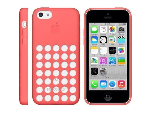 Case original Apple iPhone 5C