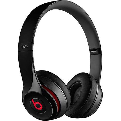 Beats Solo 2 Gloss Black