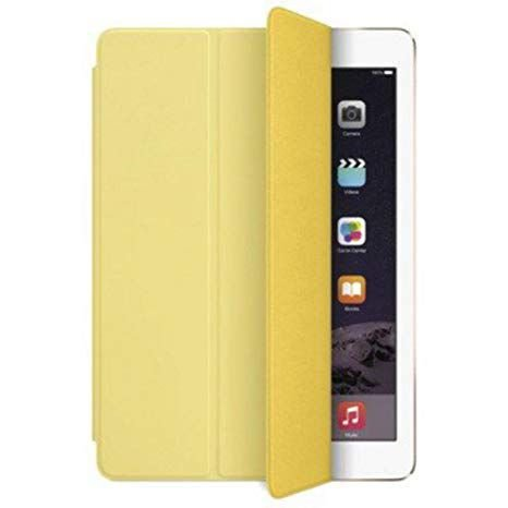 iPad Air smart cover amarelo