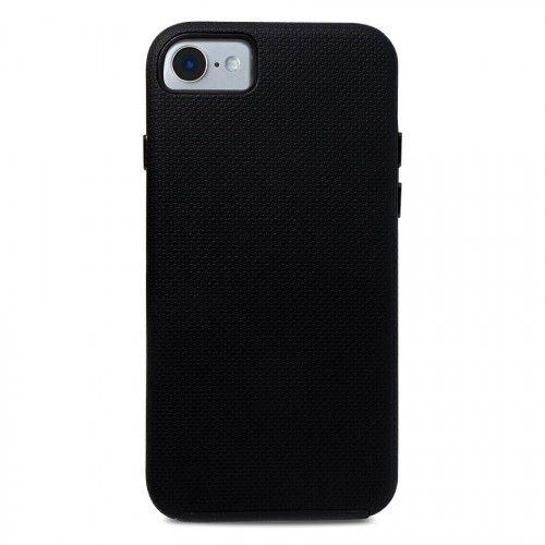 Case Antichoque Strong Duall Preta para iPhone 7 / 8