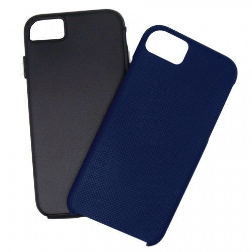 Case Antichoque Strong Duall Midnight Blue para iPhone 7 plus / 8 plus