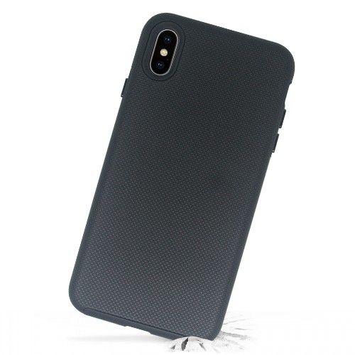 Case Dupla Antichoque Strong Duall Preta iPhone Xs Max