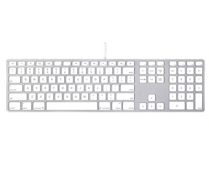 Keyboard numérico USB White