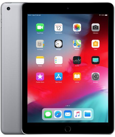 iPad 6° Geração 128GB