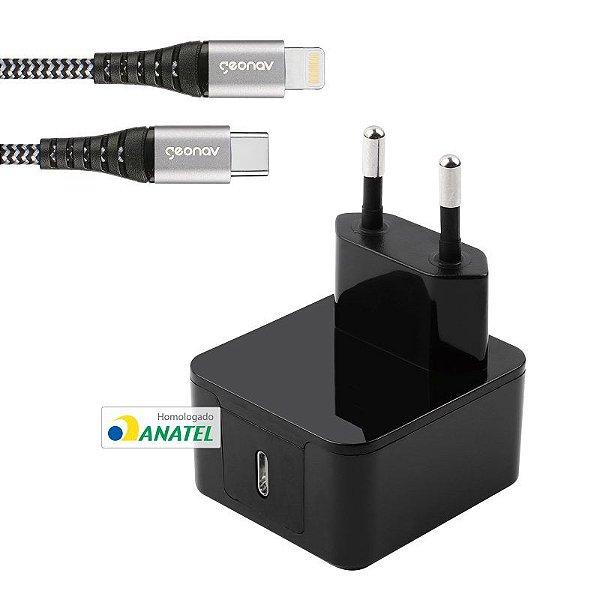 SuperPower Lightning – Carregador Fast Charge para iOS