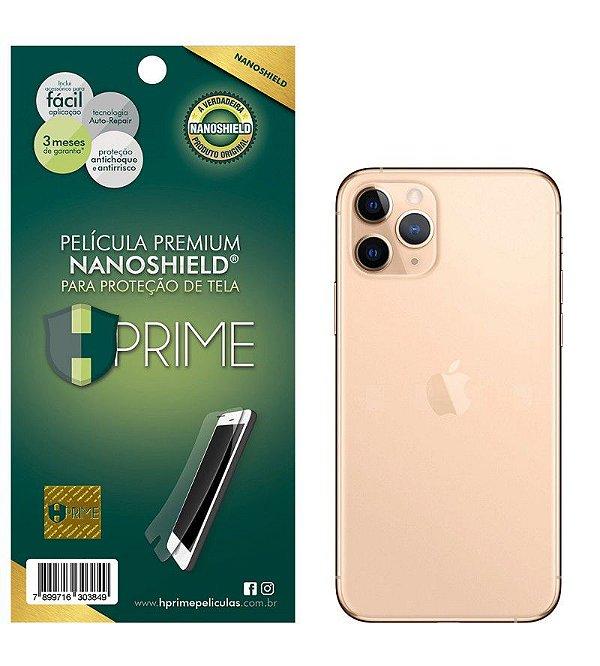 Película Premium HPrime Apple IPhone - VERSO - NanoShield®
