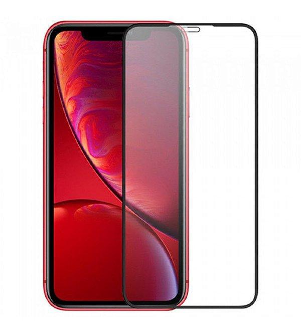 Película Premium HPrime Apple IPhone - ColorGlass (Cobre A Parte Curva Da Tela)