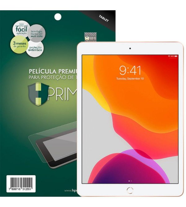 Película Vidro Temperado Premium HPrime Apple IPad