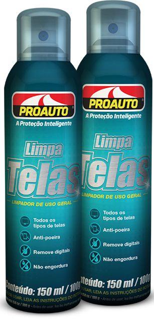 Limpa Telas - Proauto