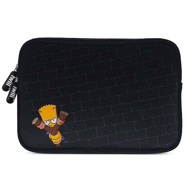 Sleeve Bart Simpson- Luva de Proteção Licenciada para Notebook