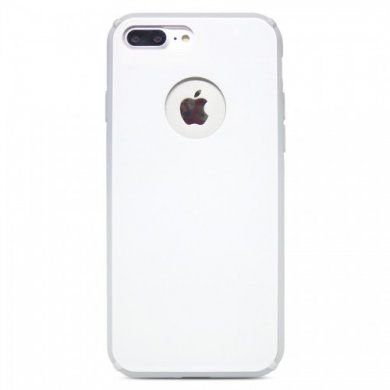 Capa Antichoque Glass Case White para iPhone 7 plus/8 plus