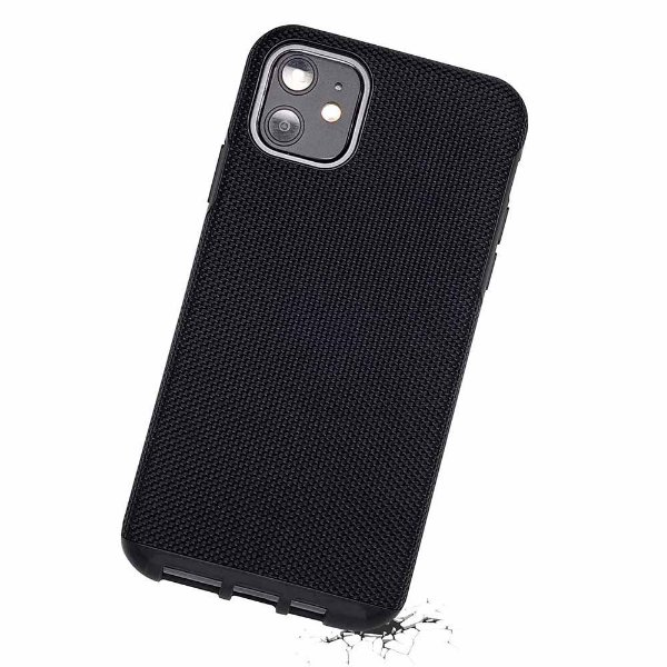 Elite Case para iPhone 11 Preta - Capa Antichoque Tripla