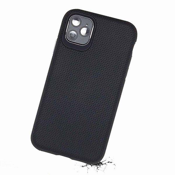 Elite Case para iPhone 11 Pro Preta - Capa Antichoque Tripla