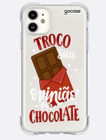 Capinha Impact Slim - Chocolate - iPhone 11