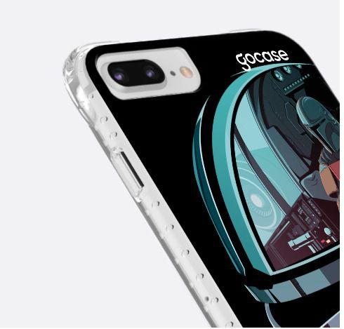 Capinha Impact Slim - Star Wars - iPhone 7Plus / 8Plus
