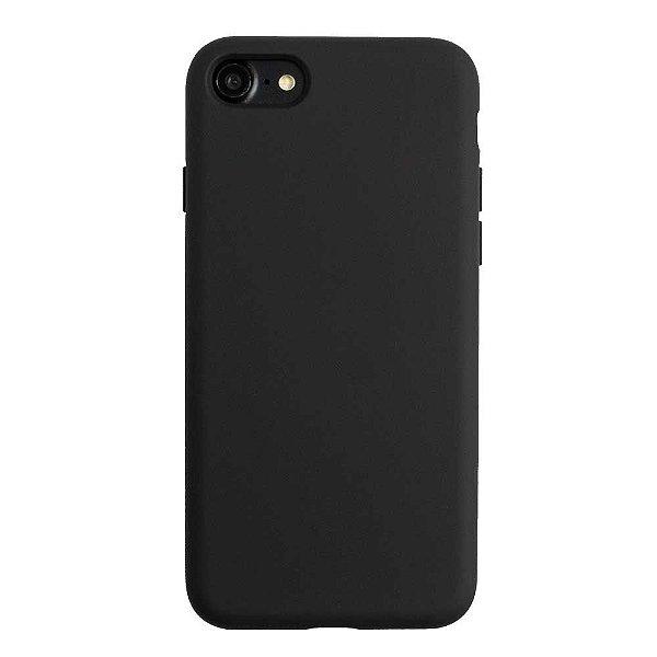 Simple Case para iPhone 7 / 8 / SE Preta - Capa Protetora