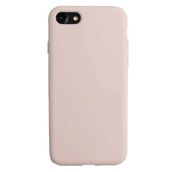 Simple Case para iPhone 7 / 8 / SE Rosa - Capa Protetora