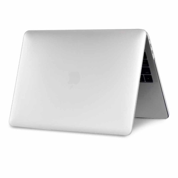 "Capa Hardshell MacBook Air® 13"" A1932 (2018) / A2179 (2020) Translúcida"