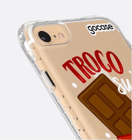 Capinha Impact Slim - Chocolate - iPhone 6/7/8/SE2020