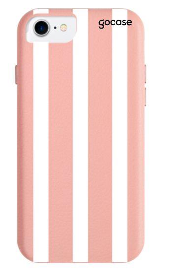 Capinha Rose Fascino - Elegant Lines - iPhone 6/7/8/SE2020