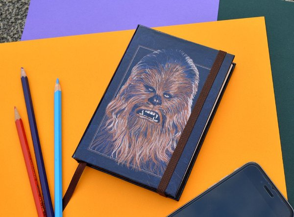 Sketchbook  chewbacca