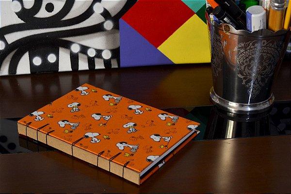 Caderno sem pauta - Snoop