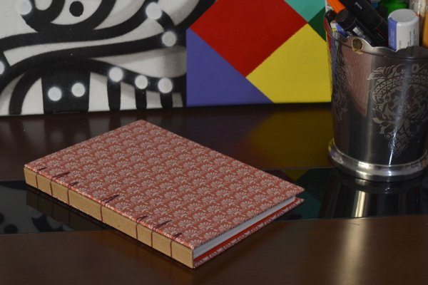 Caderno sem pauta - Nude Clássico