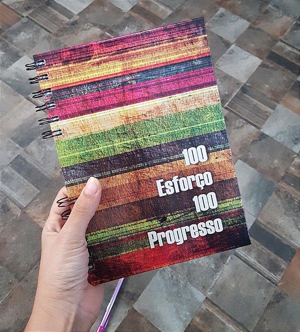 Caderno Pautado Espiral  A5 - 100