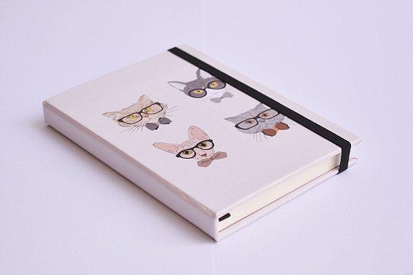 Sketchbook 4 GATOS