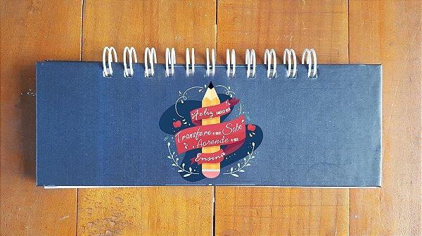 Calendário de mesa semanal - Cora