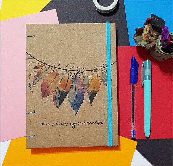 Sketchbook Kraft Eco Pólen - Filtro