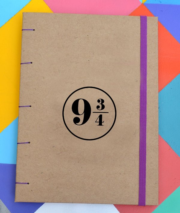 Sketchbook Kraft Eco Pólen - Harry