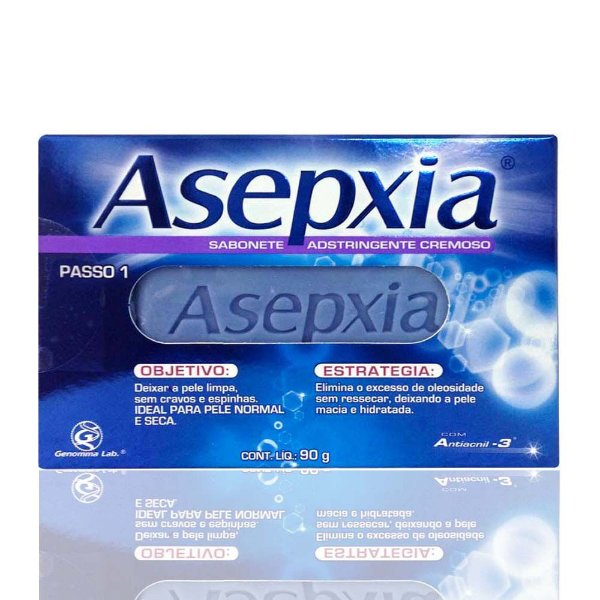 ASEPXIA SABONETE – ADSTRINGENTE CREMOSO – 90G