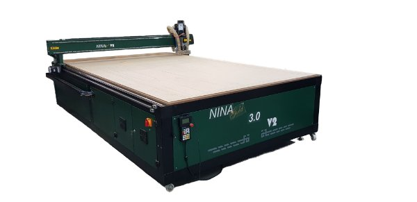 Router CNC Nina Gold V2