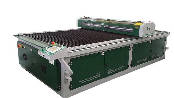 Izis Laser Máquina de gravação e corte a laser CO2