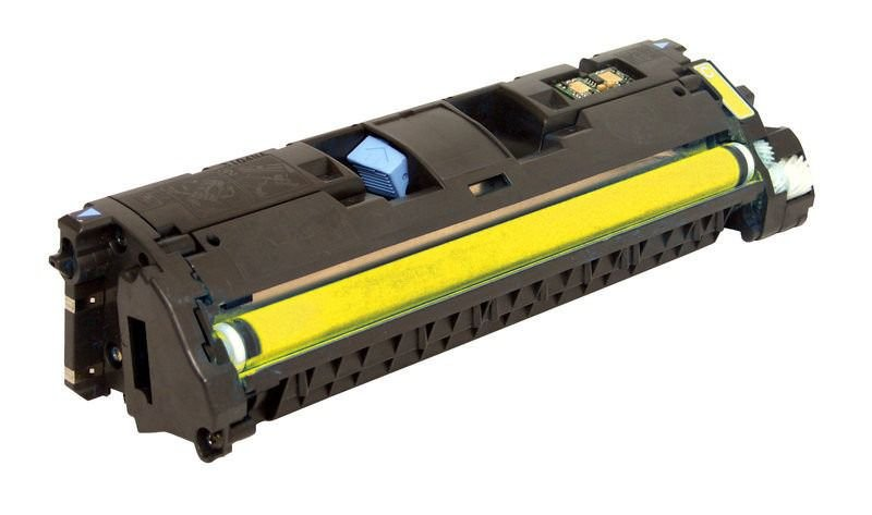 Toner Compatível MyToner para HP Q3962A 3962A Amarelo