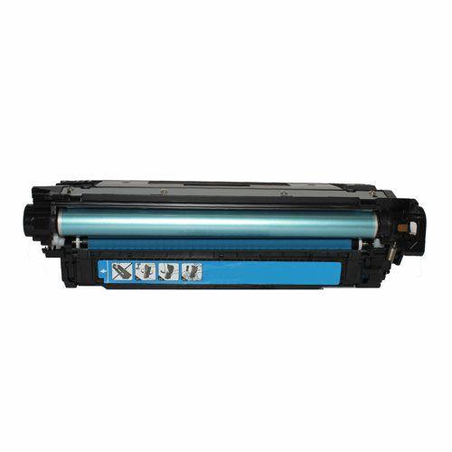 Toner Compat. MyToner para HP CE251A CP3525 CM3530 CP3525 C