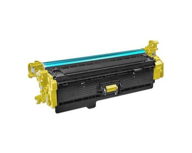 Toner Compatível MyToner para HP CF362X 62X Amarelo 508X | M553DN M553 M577DN M577