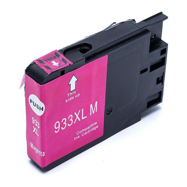 Cartucho de Tinta Compatível MyToner para HP HP 933XL Magenta CN055AL CN055AN CN055A CN055AB